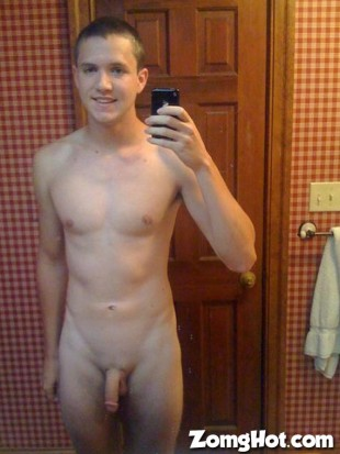 happy hot nude twink